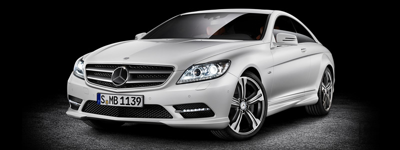 Обои автомобили Mercedes-Benz CL500 4MATIC Grand Edition - 2012 - Car wallpapers