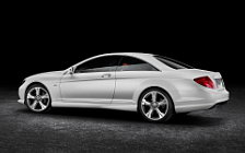 Обои автомобили Mercedes-Benz CL500 4MATIC Grand Edition - 2012