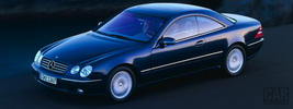 Mercedes-Benz CL-class C215 - 1999