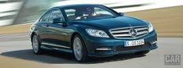 Mercedes-Benz CL500 4MATIC BlueEFFICIENCY - 2010
