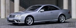 Mercedes-Benz CL55 AMG - 2002