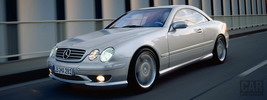 Mercedes-Benz CL55 AMG F1 Limited Edition - 2000