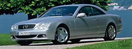 Mercedes-Benz CL600 - 2002