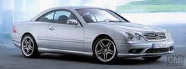 Mercedes-Benz CL65 AMG - 2003