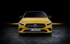 Обои автомобили Mercedes-Benz CLA Shooting Brake - 2019