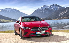 Обои автомобили Mercedes-Benz CLA 200 - 2019