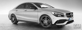 Mercedes-Benz CLA 250 4MATIC Sport AMG Line - 2016