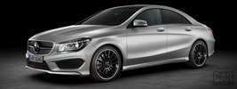 Mercedes-Benz CLA250 Edition 1 - 2013