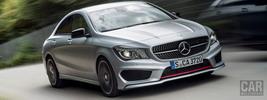 Mercedes-Benz CLA250 Sport - 2013