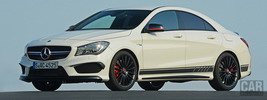 Mercedes-Benz CLA45 AMG Edition 1 - 2013