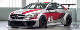 Mercedes-Benz CLA45 AMG Racing Series - 2013