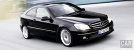 Mercedes-Benz CLC200 Kompressor - 2008