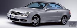 Mercedes-Benz CLK55 AMG - 2002