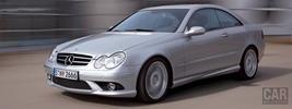 Mercedes-Benz CLK55 AMG - 2005
