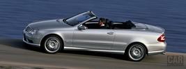 Mercedes-Benz CLK55 AMG Cabriolet - 2003
