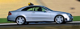 Mercedes-Benz CLK55 AMG Safety Car - 2003