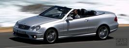 Mercedes-Benz CLK63 AMG Cabriolet - 2006