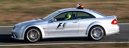 Mercedes-Benz CLK63 AMG Safety Car - 2006
