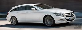 Mercedes-Benz CLS250 CDI Shooting Brake - 2012