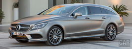 Mercedes-Benz CLS400 Shooting Brake AMG Sports Package - 2014