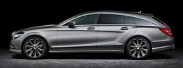 Mercedes-Benz CLS500 Shooting Brake - 2012