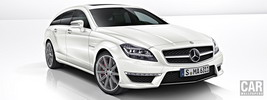 Mercedes-Benz CLS63 AMG 4MATIC Shooting Brake - 2013