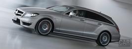 Mercedes-Benz CLS63 AMG Shooting Brake - 2012