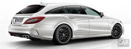 Mercedes-Benz CLS63 AMG Shooting Brake - 2014