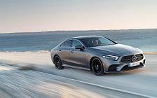 Обои автомобили Mercedes-Benz CLS 450 AMG Line Edition 1 - 2018