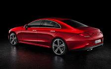 Обои автомобили Mercedes-Benz CLS 450 - 2018