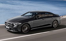 Обои автомобили Mercedes-AMG CLS 53 4MATIC+ - 2018