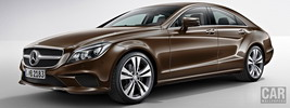 Mercedes-Benz CLS250 BlueTec - 2014