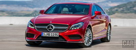 Mercedes-Benz CLS500 4MATIC AMG Sports Package - 2014