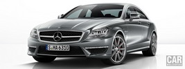 Mercedes-Benz CLS63 AMG 4MATIC - 2013