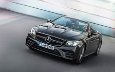 Обои автомобили Mercedes-AMG E 53 4MATIC+ Cabriolet - 2018