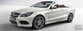Mercedes-Benz E350 BlueTEC Cabriolet AMG Sports Package - 2013