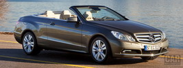 Mercedes-Benz E350 CGI Cabriolet - 2010