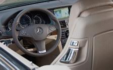 Обои автомобили Mercedes-Benz E-class Coupe E250 CGI - 2009