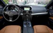 Обои автомобили Mercedes-Benz E-class Coupe E350 CGI - 2009