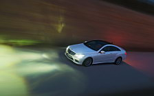 Обои автомобили Mercedes-Benz E-class Coupe AMG Sport Package - 2009