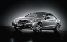 Обои автомобили Mercedes-Benz E350 CDI Coupe - 2009