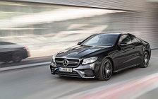Обои автомобили Mercedes-AMG E 53 4MATIC+ Coupe - 2018