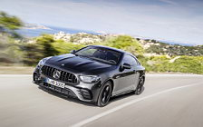 Обои автомобили Mercedes-AMG E 53 4MATIC+ Coupe - 2020