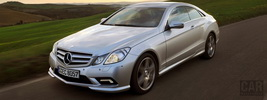 Mercedes-Benz E-class Coupe E500 AMG Sports Package - 2009
