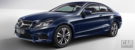Mercedes-Benz E500 Coupe - 2013