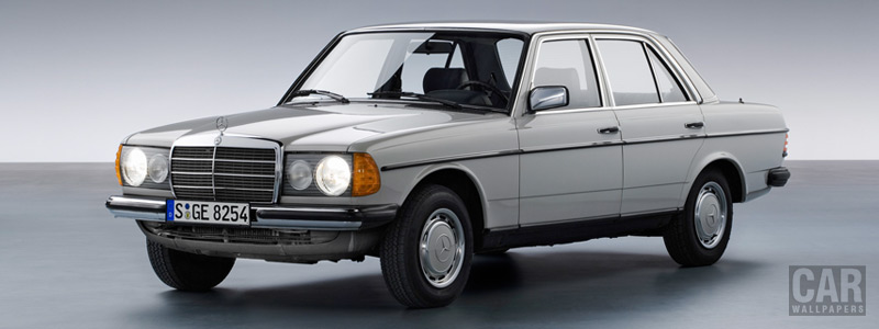 Обои автомобили Mercedes-Benz E-class W123 - 1976-1985 - Car wallpapers