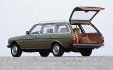 Обои автомобили Mercedes-Benz E-class Estate S123 - 1978-1986