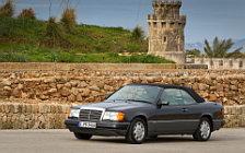 Обои автомобили Mercedes-Benz 300CE-24 Cabriolet A124 - 1991-1993