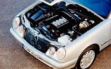 Обои автомобили Mercedes-Benz E-class W210 - 1995