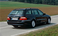 Обои автомобили Mercedes-Benz E320 CDI Estate - 2005